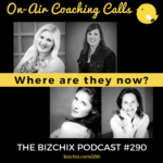 290: [On Air Coaching] Where Are They Now? Updates with Betsy Furler, Blair Thielemeir, Freya Casey and Shawna Dingman