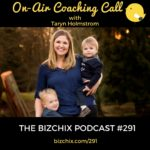 291: [On Air Coaching] Fear of Success with Taryn Holmstrom