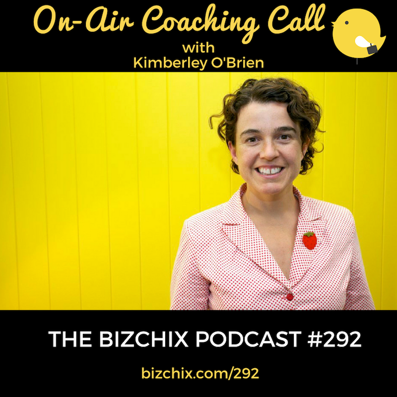 292: [On-Air Coaching] Connecting with Complementary Service Providers with Kimberley O'Brien
