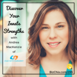 295: Discover Your Innate Strengths with Andrea MacKenzie of Lead with Harmony